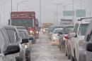 La congestion a progressé à Québec en 2014