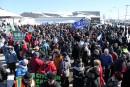 Sept-Îles: 2000 manifestants pour la Mine Arnaud