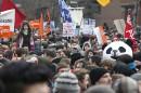 L'ASSÉ annonce une manifestation nationale le 2 avril à Montréal
