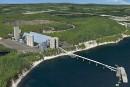 Cimenterie de Port-Daniel: Québec confirme son investissement