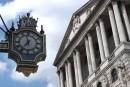 La Banque d'Angleterre maintient son taux à 0,50%