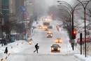 Encore de la neige sur le Québec