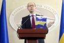 Kiev sombre dans la crise politique