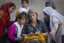 Afghanistan: une journaliste allemande tuée et une Canadienne blessée