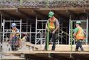 L'industrie de la construction maintient le cap