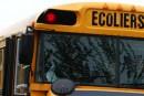 Le chauffeur d'autobus scolaire avait deux fois trop d'alcool dans le sang