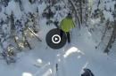 De Montréal à Kuujjuaq en ski: à la rencontre des Karibu