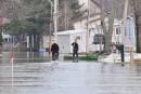 Inondations: les autorités sur un pied d'alerte
