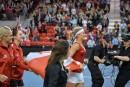 Eugenie Bouchard offre une victoire historique au Canada