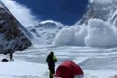 Cauchemar dans les montagnes du Népal