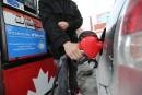 L'essence atteint 1,35$ le litre à Montréal
