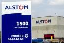 Les profits d'Alstom chutent de 28%
