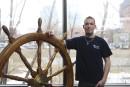 Portrait: Kaven Labrie, matelot de pont