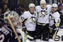 Malkin et les Penguins éliminent les Blue Jackets