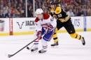 Le Canadien négligé sur papier, mais confiant sur patins