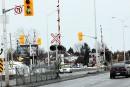 Sécurité aux passages à niveau: Ottawa étudie ses options