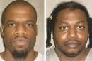 Exécution en Oklahoma:un condamné succombe après une longue agonie