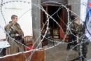 L'Ukraine en alerte face à l'insurrection pro-russe