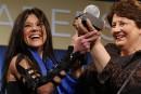 Une chanteuse ukrainienne appelle l'Amérique «à l'aide»