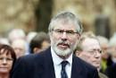 Gerry Adams interrogésur l'une des pires exactions de l'IRA