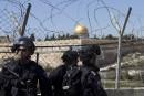 La police israélienne conteste le rapport américain sur le terrorisme