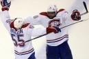 Canadien 4 - Bruins 3 (prolongation)