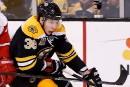 Jordan Caron coincé par la profondeur des Bruins