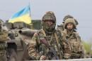 L'armée ukrainienne à l'assaut de Slaviansk