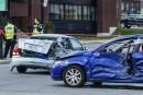 Deux piétons fauchés par une auto décèdent