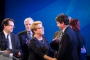 Pauline Marois assiste au post-mortem du PQ