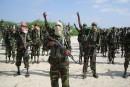 Somalie: attaque des shebab contre le palais présidentiel