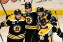 Une remontée en 3e permet aux Bruins de l'emporter