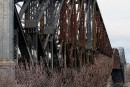 Pont de Québec: Ottawa garde la pression sur le CN