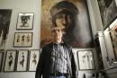 Le peintre d'origine berbère Hassane Amraoui dit «chercher la profondeur... | 5 mai 2014