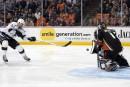 Les Kings prennent l'avance 2-0 contre les Ducks