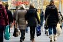 Forte hausse de la confiance des consommateurs américains