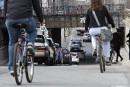 Au tour de CDN-NDG d'offrir ses trottoirs aux cyclistes