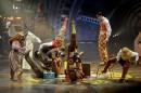 Le Cirque du Soleil pourrait faire son entrée en Bourse