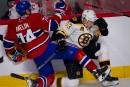 Bruins-Canadien, match 3: notre clavardage