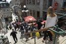 Tourisme à Québec: plus d'achats, plus de dodos, moins de restos