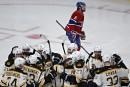 Matt Fraser tranche en prolongation pour les Bruins