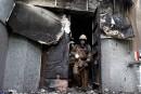 Ukraine: 20 rebelles et un policier tués à Marioupol