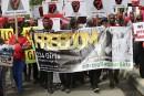 Nigérianes enlevées: l'ONU parle de «crimes contre l'humanité»