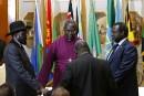 Signature d'un cessez-le-feu auSoudan du Sud