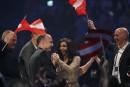 Un travesti barbu remporte l'Eurovision pour l'Autriche