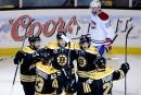 Relisez le clavardage du 5e match Canadien-Bruins