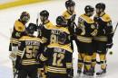 Les Bruins veulent en finir lundi avec le Canadien
