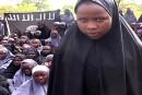 Rapt d'écolières: Boko Haram exige un échange, le Nigeria refuse