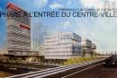 GM Développement veut bâtir un complexe d'affaires près de l'amphithéâtre