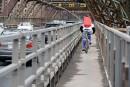 Pont de Québec: pas nécessaire, la peinture